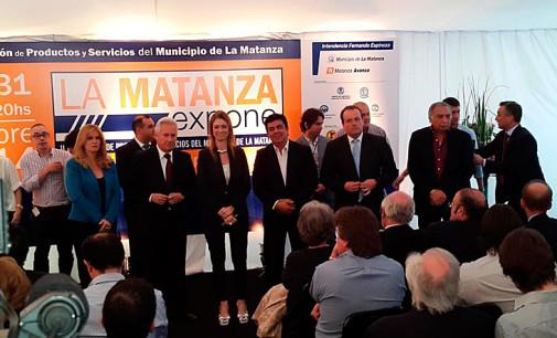 Cristina Fernández de Kirchner participó por teleconferencia de Expo Matanza
