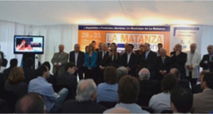 Ronda de Negocios Internacional Matanza Expone 2014