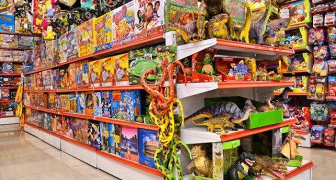 La industria del juguete ya acapara la mitad del mercado