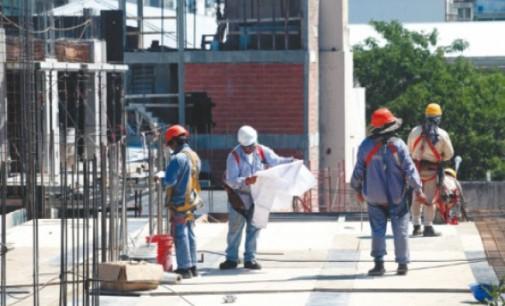 La construcción creció un 4,2% en noviembre