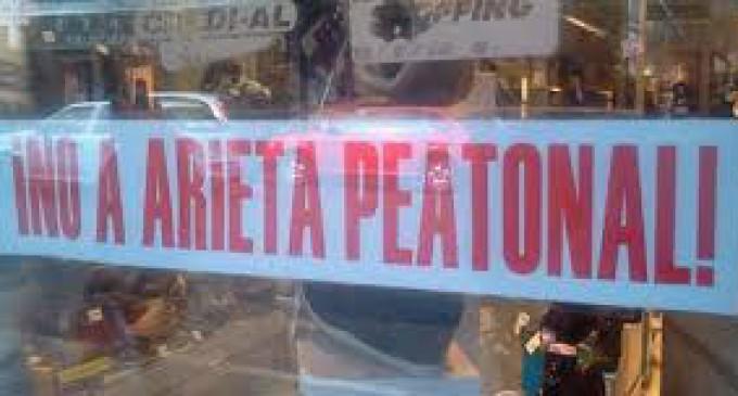 Anuncian que la peatonalización de Arieta comenzará en enero