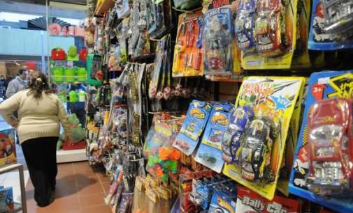 Las jugueterías locales ya se preparan para las Fiestas