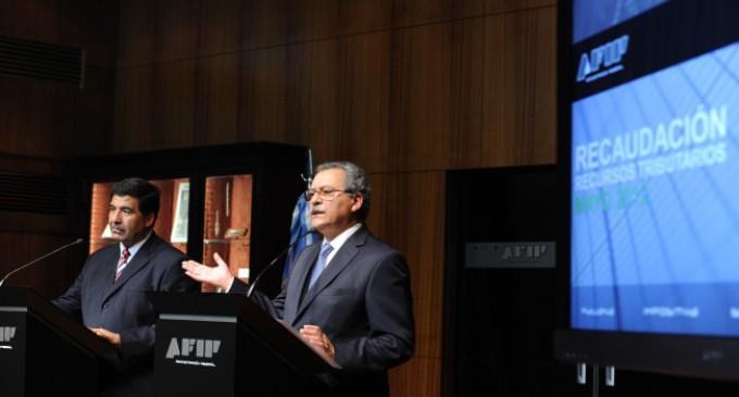 Récord: la AFIP recaudó más de un billón de pesos en 2014