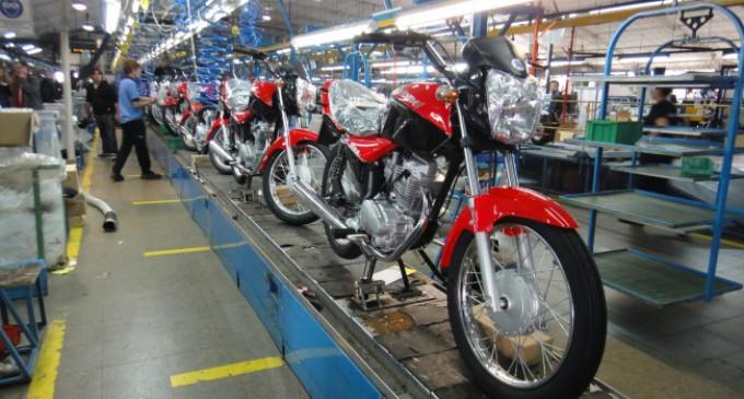 Motomel comenzó con la fabricación de motores en el país