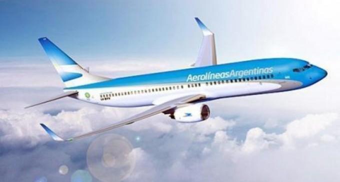 Aerolíneas, entre las 25 mejores firmas aerocomerciales del mundo