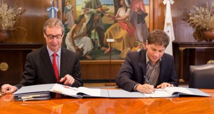 Club de París: Argentina y Alemania firmaron un acuerdo marco