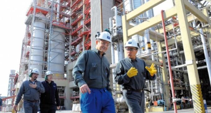 YPF aumentó su producción de petróleo un 8,7% en 2014