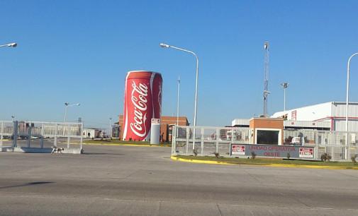 Directivos de Coca Cola ratificaron inversiones en la planta del Mercado Central