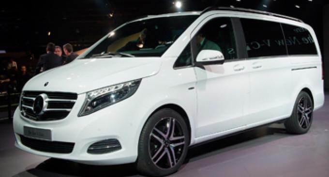 A mediados de año, se empezará a producir en La Matanza un nuevo utilitario de Mercedes Benz