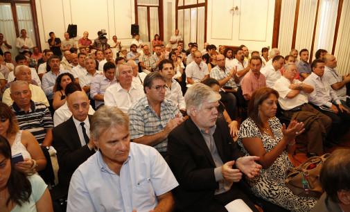 Empresarios de La Matanza se reunieron con sus pares de Bolivia