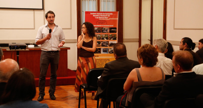 Se relanzó el programa nacional Sistemas Productivos Locales en La Matanza