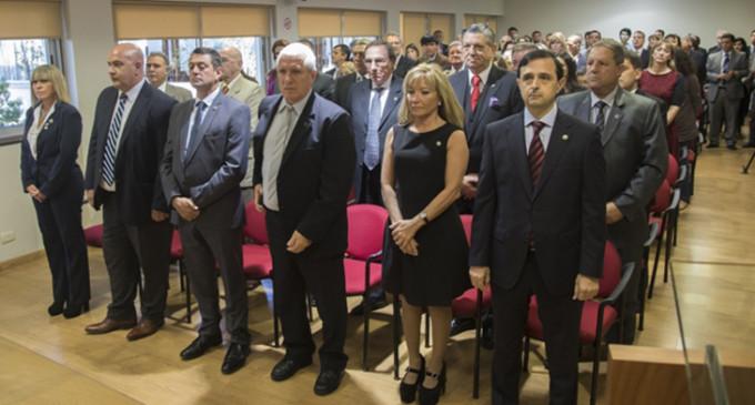 Asumieron sus cargos las nuevas autoridades departamentales