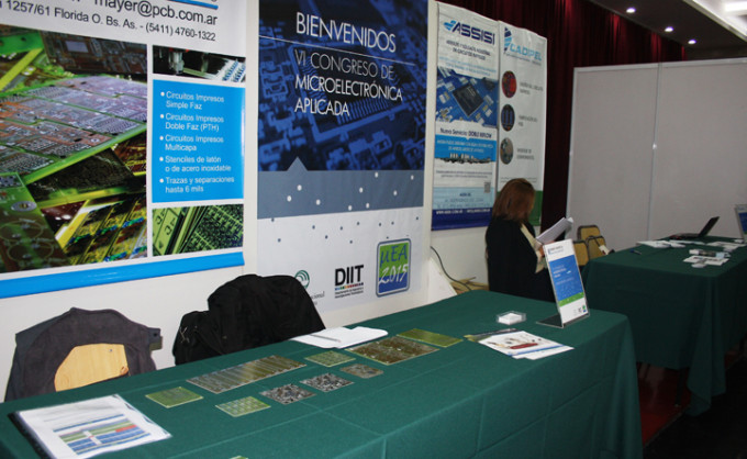 La UNLaM realiza un congreso de microelectrónica aplicada