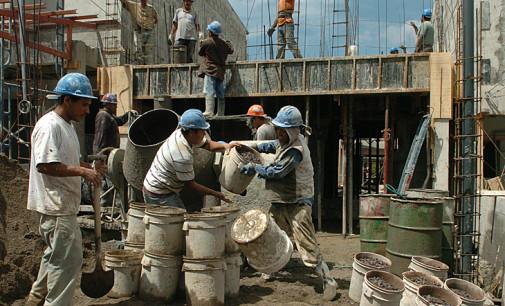 La construcción creció más de 6% en el primer trimestre del año