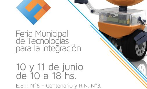 Feria Municipal de Tecnologías para la Integración