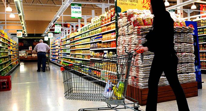Los supermercados y shoppings, con más ventas
