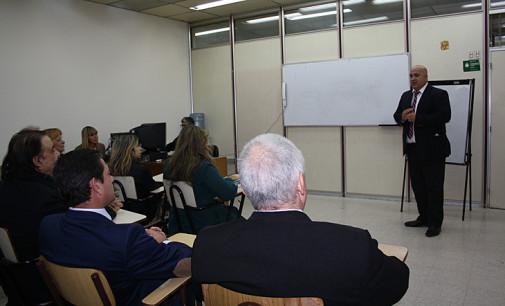 La UNLaM inauguró nuevas aulas de tutorías con novedoso sistema interactivo