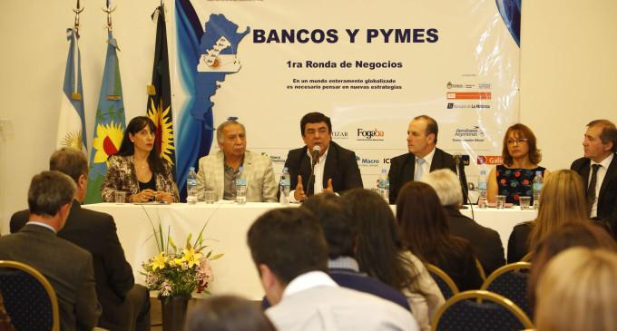 Ronda de Negocios: Bancos y PyMEs
