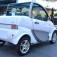 Presentaron los vehículos eléctricos fabricados en el Distrito