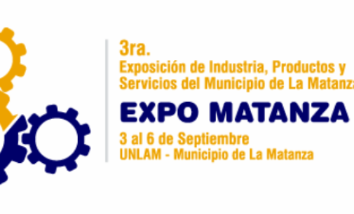 Expo Matanza 2015: Estarán las industrias más importantes