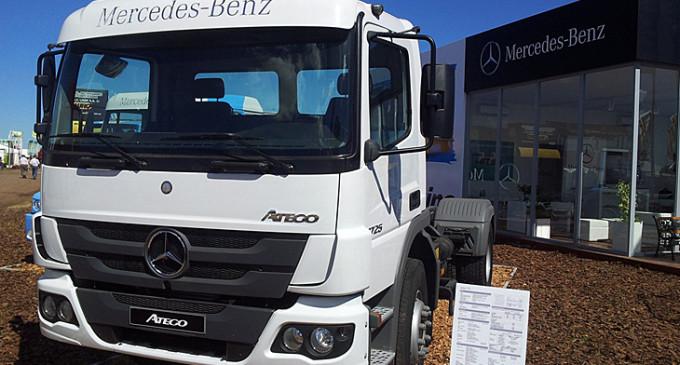 La Argentina se consolidó como el quinto exportador mundial de camiones