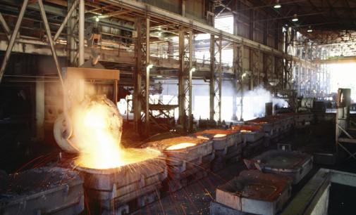 La producción industrial repuntó en junio