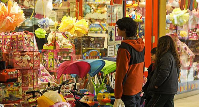 Las ventas por el Día del Niño registraron notable crecimiento en La Matanza