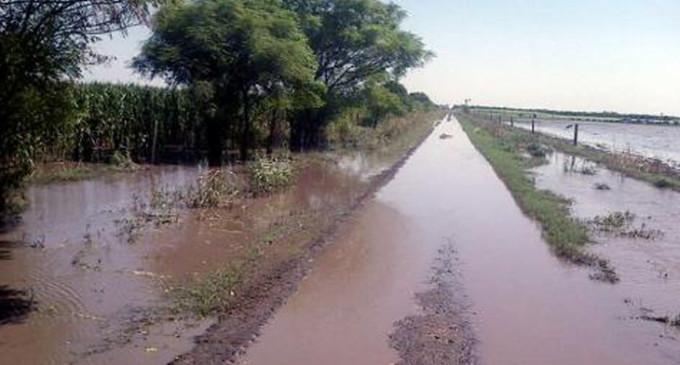 Productores agrícolas matanceros sufrieron grandes pérdidas por las inundaciones