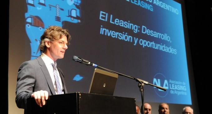 Nicolás Scioli anunció el 4to Congreso Argentino de Leasing