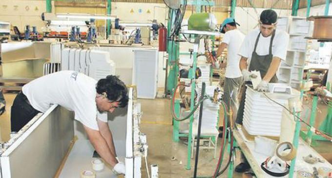Sindicalistas matanceros celebran la inversión que realizará la firma Whirlpool