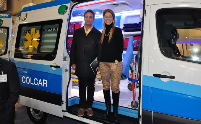 Giorgi destacó el potencial exportador de la industria nacional de equipamiento médico, que en 4 años exportó por u$s 78 millones