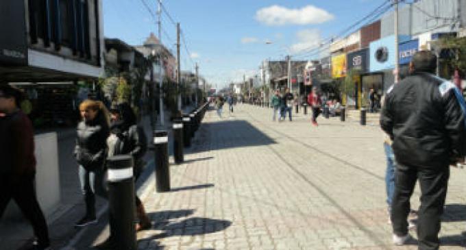 """Para el Centro de Comerciantes de San Justo, la peatonalización de Arieta """"es un cambio positivo"""""""