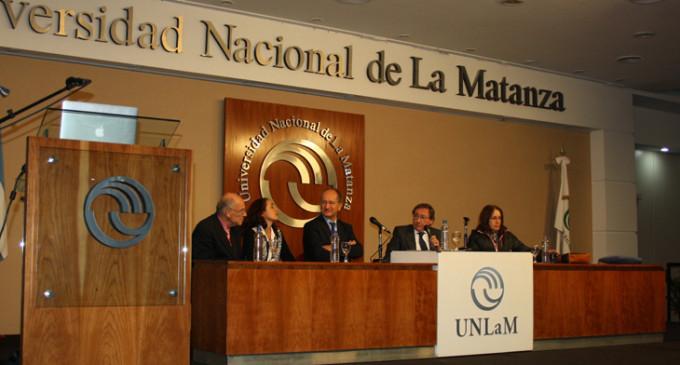 Alumnos de la UNLaM participaron de una Cátedra UNESCO de Anatomía Digital