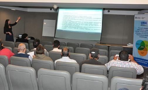 Cooperativistas de La Matanza participaron de un taller de producción limpia