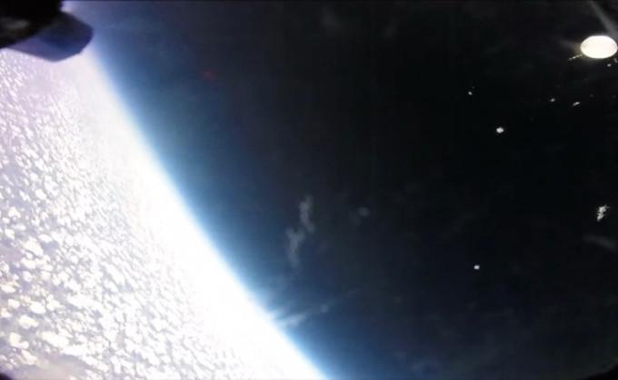 Expondrán imágenes espaciales tomadas por la sonda que lanzó una escuela de Tapiales