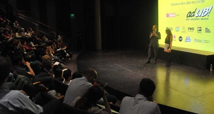 Industria presente en AdLib, evento que reunió a referentes locales e internacionales de las industrias creativas