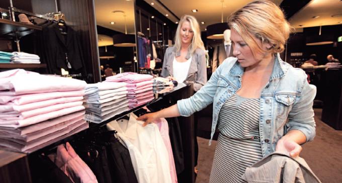 En octubre, las ventas minoristas mantuvieron la tendencia alcista