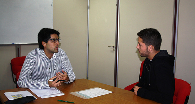Estudiantes de la UNLaM participaron de un simulador de entrevistas laborales