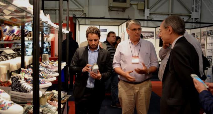 Industria estuvo presente en la exposición de proveedores del sector de calzado y afines más importante del país