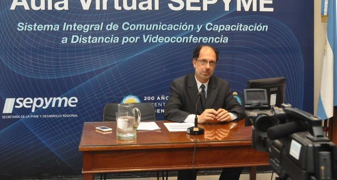 Roura participó de una nueva reunión del Diálogo Interamericano de autoridades de PyMEs organizado por la OEA