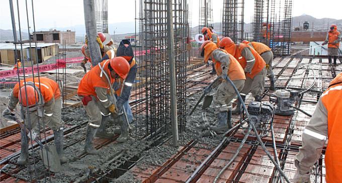 Desde la UOCRA de La Matanza, confirman la fuerte caída en la construcción