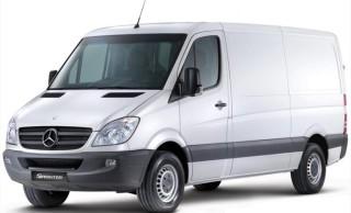 Mercedes Benz exportará el utilitario Sprinter a Estados Unidos y Canadá