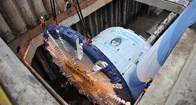 Relanzan el soterramiento del tren Sarmiento