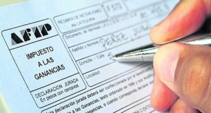 En enero, la recaudación impositiva alcanzó los 162.654 millones de pesos