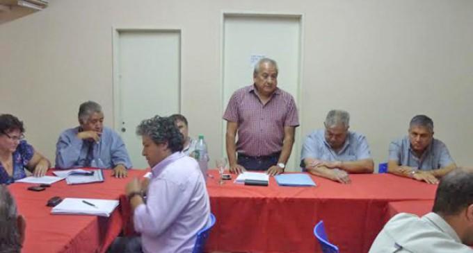 Primer plenario de la CGT Regional La Matanza