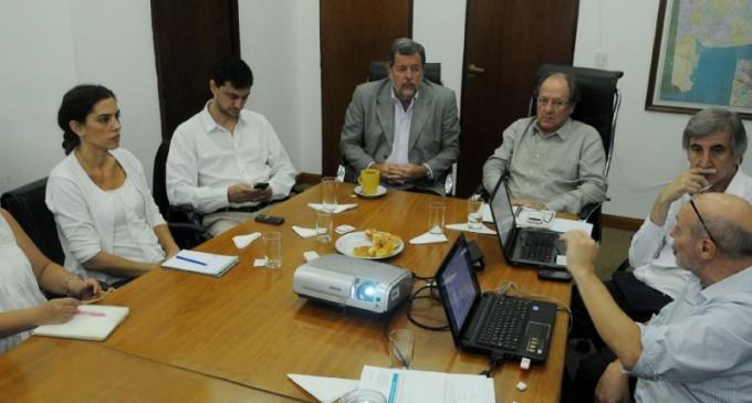 Provincia busca sistematizar un sistema de información sobre Pymes