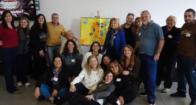 Jonada de integración y liderazgo de equipos de trabajo