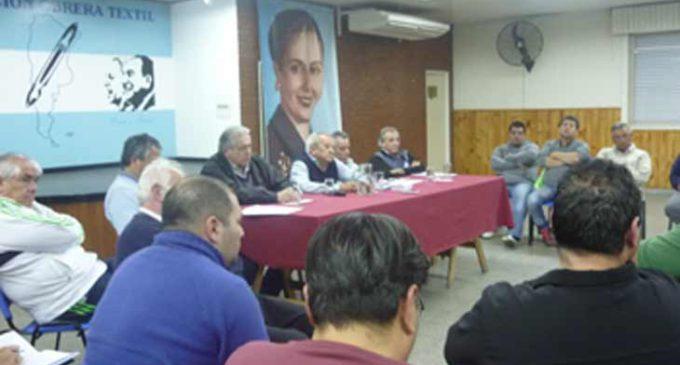 La CGT oficialista analizó la situación laboral del Distrito y se movilizará este viernes