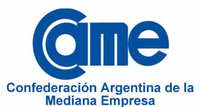 Presidida por Osvaldo Cornide, se renovó la Comisión Directiva de CAME