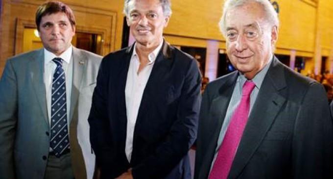 Cabrera en CAME ante 500 dirigentes industriales